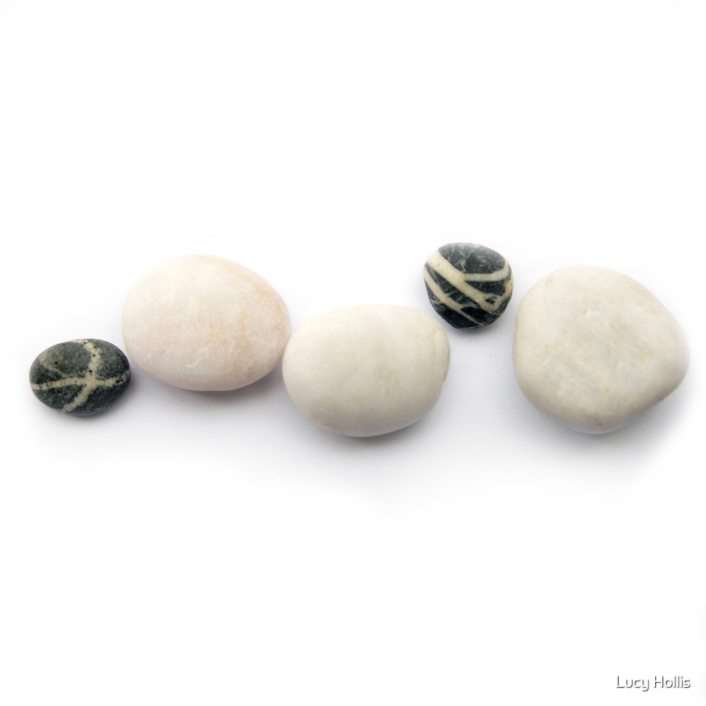 Stones by Lucy Hollis