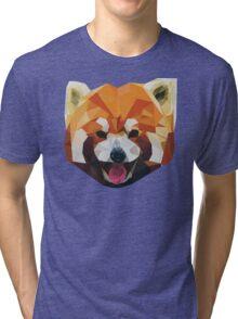 Red Panda Tee Shirt Tri-blend T-Shirt