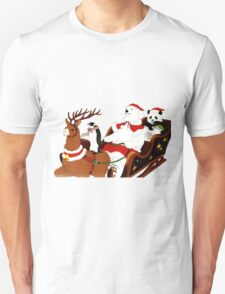 Shirokuma Cafe, Holiday Spirit! Unisex T-Shirt