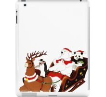 Shirokuma Cafe, Holiday Spirit! iPad Case/Skin