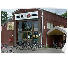 The Hub Shop Poster
