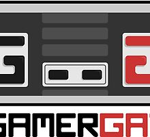 #GamerGate Logo  by unluckydevil