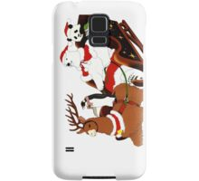 Shirokuma Cafe, Holiday Spirit! Samsung Galaxy Case/Skin