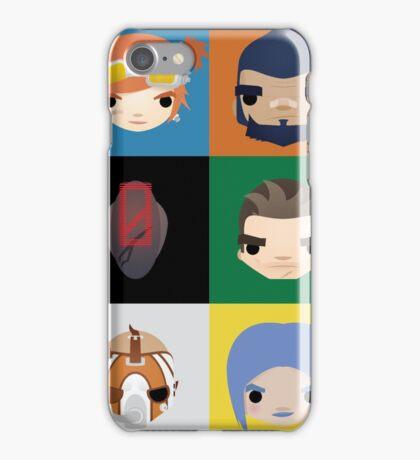 Vault Hunters iPhone Case/Skin