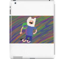 Finn the Impressionist iPad Case/Skin