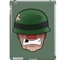 The Action Hero iPad Case/Skin