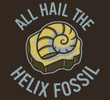 Hail the Helix Fossil by amandaflagg