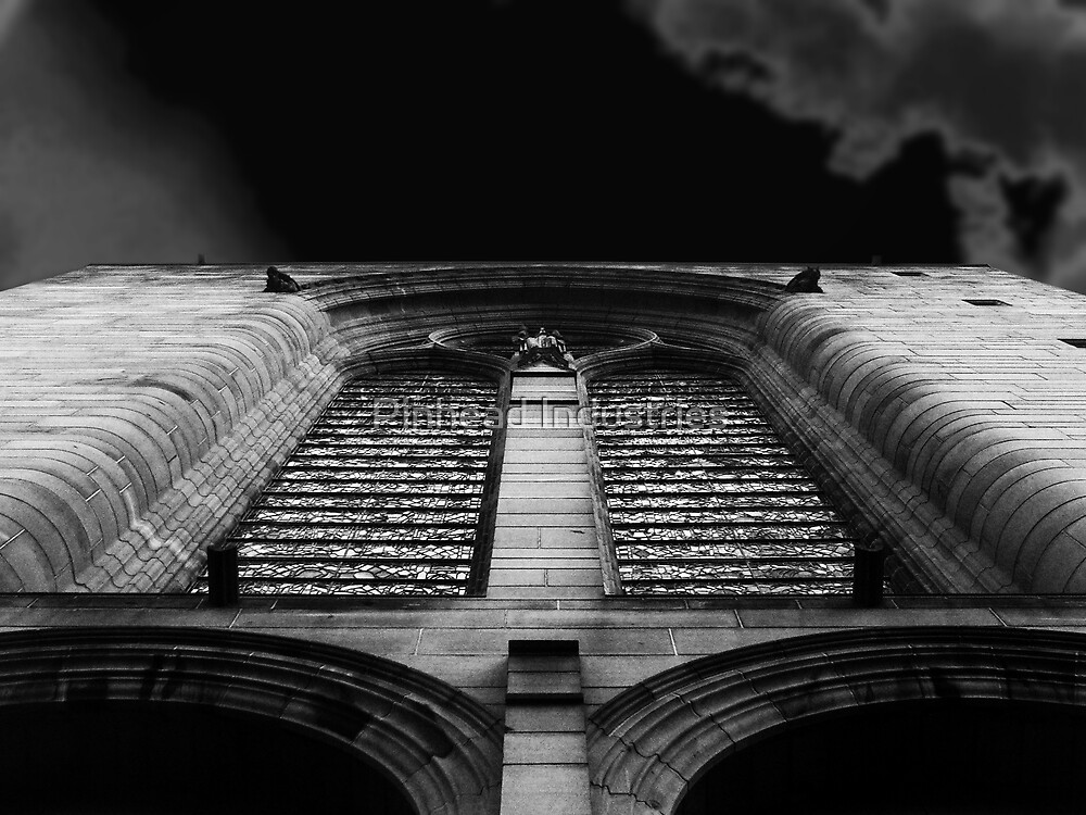 Liverpool Cathedral by Pinhead Industries