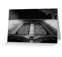 Liverpool Cathedral Greeting Card