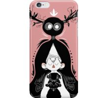 There's a Beast Out There iPhone Case/Skin