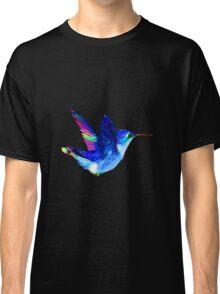 Colorful Hummingbird Classic T-Shirt