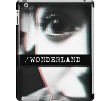 Trip to Wonderland iPad Case/Skin