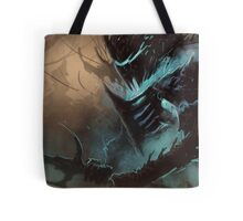 Wooden Knight Tote Bag