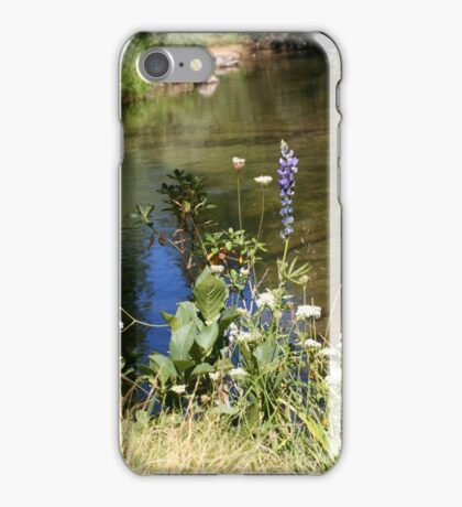 Mammoth Lakes iPhone Case/Skin