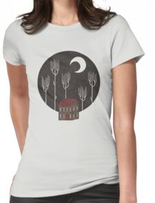 Another Night Womens Fitted T-Shirt