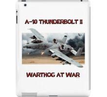 Desert Storm over Kuwait iPad Case/Skin