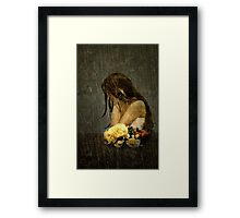 Lonely Bride... Framed Print