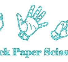 Ro Sham Bo - Rock Paper Scissors by surgedesigns