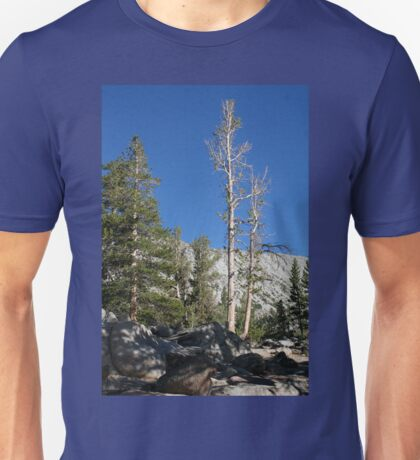 Mammoth Lakes 3 Unisex T-Shirt