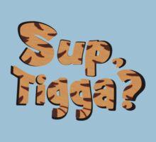 Sup, Tigga? One Piece - Short Sleeve