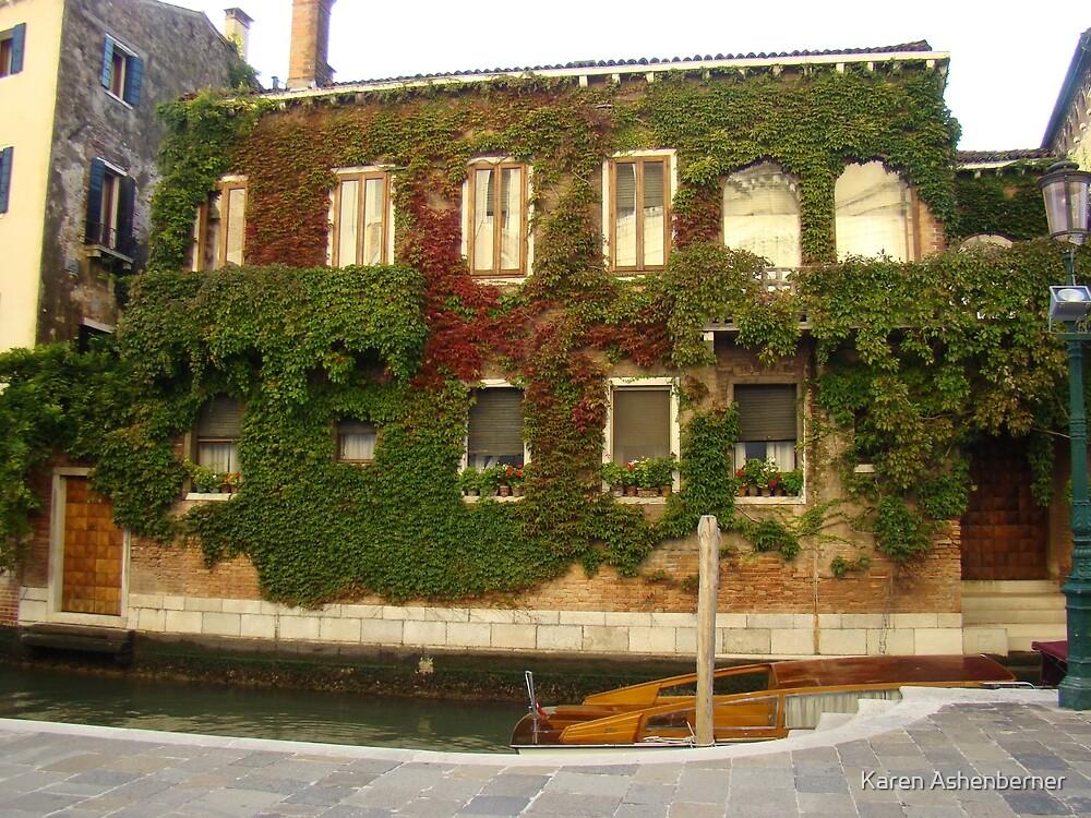 A Home in Venice by Karen Ashenberner