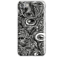 Flying Polyp iPhone Case/Skin