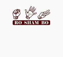 Ro Sham Bo - Rock Paper Scissors Unisex T-Shirt