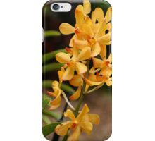 Hawaiian Orchid 3 iPhone Case/Skin