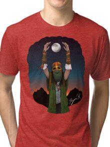 The Shaman's Nightly Rite Tri-blend T-Shirt