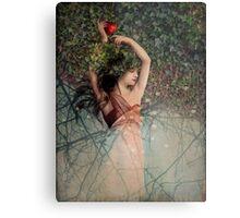 Snow White (Schneewittchen) Metal Print