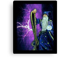 The Conjurer Canvas Print