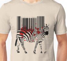 Code Zebra Unisex T-Shirt