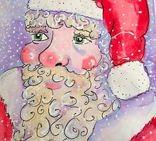 Santa Claus by Emily King