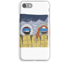the day after tomorrow iPhone Case/Skin