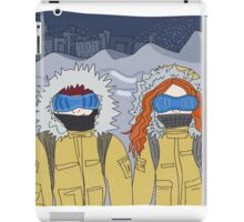the day after tomorrow iPad Case/Skin