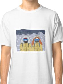 the day after tomorrow Classic T-Shirt