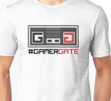 #GamerGate NES Controller Logo Unisex T-Shirt