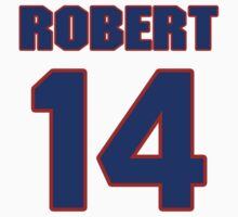 National Hockey player Rene Robert jersey 14 by imsport