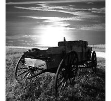 Wagon Dreams Photographic Print