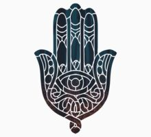 Dark Forest Hamsa by zygoishere