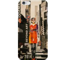 Fashion street iPhone Case/Skin