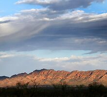 Australian Outback Panorama by jwwallace