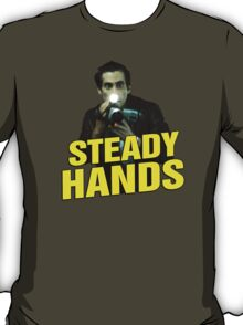 NIGHTCRAWLER - STEADY HANDS  T-Shirt