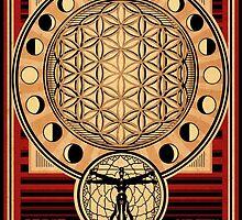 The Revolution of Consciousness   Enlightened Propaganda Poster by Daniel Watts