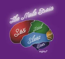 The Male Brain by Eighty7