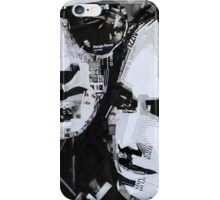 Cafe story iPhone Case/Skin