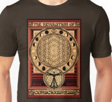 The Revolution of Consciousness | Enlightened Propaganda Poster Unisex T-Shirt