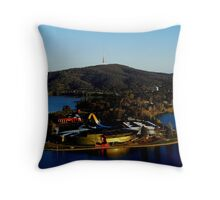National Museum in Canberra Throw Pillow