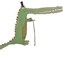 Classy Crocodile by 2Asboron