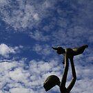 Mum & Son by BengLim